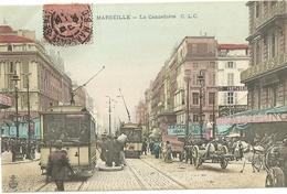 Marseille La Cannebiere - Canebière, Stadscentrum