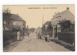 Kampenhout   CAMPENHOUT - Rue De La Station - Kampenhout