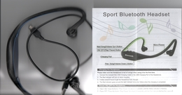 Casque Sport Bluetooth - Radio & TSF