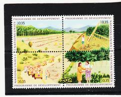 SRO405 UNO GENF 1986 MICHL 138/41 ** Postfrisch Siehe ABBILBUNG - Genf - Büro Der Vereinten Nationen
