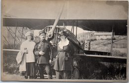 5 CARTES PHOTO De L'aviateur Raoul Henri Veron [militaria Pilote Aviation 1914-1918] - Aviateurs