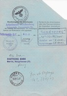 Billet Chemin De Fer 1943. Bruxelles. Militaria. Rare - Europa