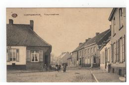 Kortemark  CORTEMARCK  Thouroutstraat 1918 - Kortemark