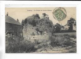 70 - LAMBREY - Le Donjon De L' Ancien Château. - Autres Communes