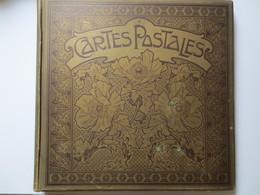"""Album Ancien Cartes Postales """" Art Nouveau """" De Type Idéal """" 1904 - B.E - - Supplies And Equipment"""