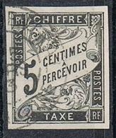 COLONIES GENERALES TAXE N°5 - Postage Due