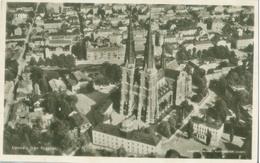 Uppsala 1958; Uppsala Från Flygplan - Circulated. (Hartmans Kortförlag - Uppsala) - Zweden