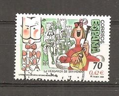 España/Spain-(usado) - Edifil  3773 - Yvert  3340 (o) - 1931-Hoy: 2ª República - ... Juan Carlos I