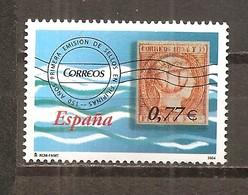 España/Spain-(usado) - Edifil  4114 - Yvert  3693 (o) - 1931-Hoy: 2ª República - ... Juan Carlos I