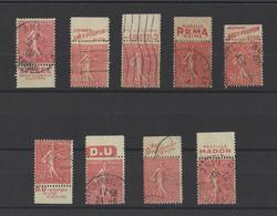 FRANCE.  YT   N° 199a  Obl  1924 - France