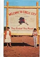 WELCOME TO CIRCLE CITY - MARICOPA. U.S.A. POSTAL CPA CIRCULÉ 1967  - LILHU - Sin Clasificación