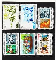 SRO415 UNO GENF 1987  MICHL 154/69 ** Postfrisch Siehe ABBILBUNG - Genf - Büro Der Vereinten Nationen