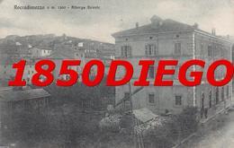 ROCCA DI MEZZO - ALBERGO SIRENTE F/PICCOLO VIAGGIATA  ANIMAZIONE - L'Aquila