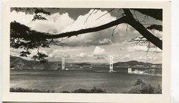 THE GOLDEN GATE, SAN FRANCISCO. U.S.A. PHOTO POSTAL CPA CIRCA 1930's NON CIRCULÉ - LILHU - San Francisco