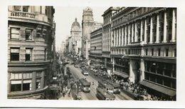 LOOKING DOWN MARKET STREET, SAN FRANCISCO. U.S.A. PHOTO POSTAL CPA CIRCA 1930's NON CIRCULÉ - LILHU - San Francisco