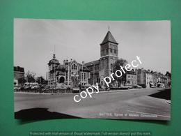 Battice Herve Eglise Et Maison Communale - Herve