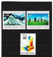 SRO426 UNO GENF 1991  MICHL 210/12 ** Postfrisch Siehe ABBILBUNG - Genf - Büro Der Vereinten Nationen