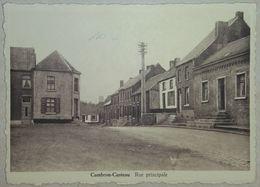Cambron Casteau Rue Principale - Brugelette