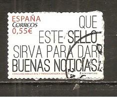 España/Spain-(usado) - Edifil  4941 - Yvert  4653 (o) (con Papel) - 1931-Hoy: 2ª República - ... Juan Carlos I