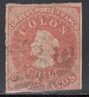 1854  Yvert Nº 3 - Chile