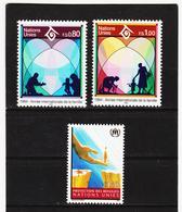 SRO429 UNO GENF 1994  MICHL 243/44 + 249 ** Postfrisch Siehe ABBILBUNG - Genf - Büro Der Vereinten Nationen