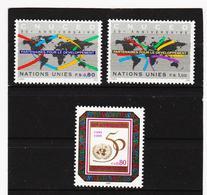 SRO430 UNO GENF 1994  MICHL 259/61 ** Postfrisch Siehe ABBILBUNG - Genf - Büro Der Vereinten Nationen