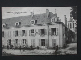 Ref5777 CPA Animée De Charnizay (Indre Et Loire) Le Château Façade Midi - N°4 Marquet Dépositaire - France