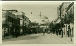 ALBANIA - TIRANA - OCCUPAZIONE FASCISTA -  MOSCHEA / MOSQUE - RPPC POSTCARD 1941 (BG3286) - Albania