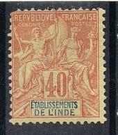 INDE N°10 N* - India (1892-1954)