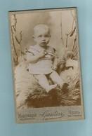 Portrait Photographie Mignonnette Enfant - Genealogy