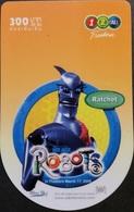 Mobilecard Thailand - 12Call - Movie,Film,cinema  - Robots (10) - Thaïland