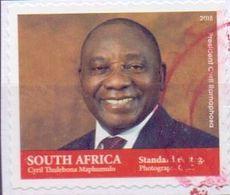 Used South Africa 2018, Matamela Cyril Ramaphosa 1V S-a. - Afrique Du Sud (1961-...)