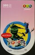 Mobilecard Thailand - 12Call - Movie,Film,cinema  - Robots (14) - Thaïland