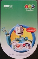 Mobilecard Thailand - 12Call - Movie,Film,cinema  - Robots (16) - Thaïland