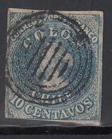 1853  Yvert Nº 2 - Chile