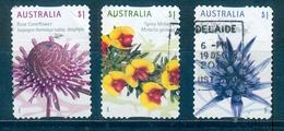 Australia, Yvert No 4246/4248 - 2010-... Elizabeth II