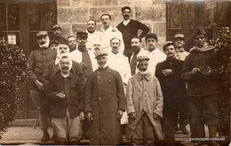 GUEULES CASSEES A L'HOPITAL (GUERRE 14-18) - Histoire