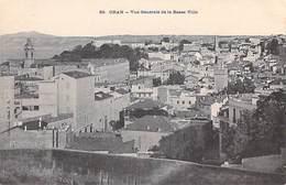 Algérie ORAN  Vue Générale De La Basse Ville ( Editions Collection Idéale P.S N°59 )  *PRIX FIXE - Oran