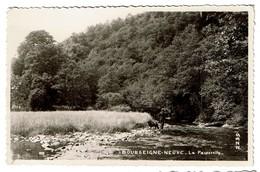 Carte Photo Bourseigne Neuve - La Passerelle - Pension Hollogne-Laffineur - Edit. Mosa N° 2239  - 2 Scans - Gedinne
