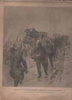 LA VIE ILLUSTREE 06 07 1899 - AFFAIRE DREYFUS RENNES BREST PORT HALIGUEN - PLOUGASTEL - TROUBLES BELGIQUE BRUXELLES - - Giornali