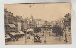 CPSM VERVIERS (Belgique-Liège) - Place Verte - Verviers