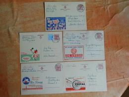 Lot De 5 Entiers Postaux Publibel   (S7) - Publibels