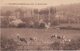 CP1 - 60 - VILLIERS-LE-BACLE -  LE MOULIN NEUF - France