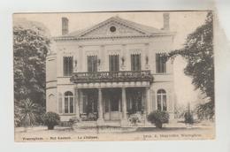 CPA PIONNIERE WAREGEM (Belgique-Flandres Occidentale) - Le Château - Waregem
