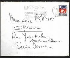 Réunion   Lettre De   1965   I    Pour  Saint Denis - Reunion Island (1852-1975)