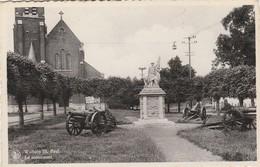 Walhain Saint Paul , Le Monument Aux Morts ( Canon ) - Walhain