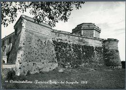 °°° Cartolina N. 144 Civita Castellana Fortezza Borgia Del Sangallo Nuova °°° - Viterbo
