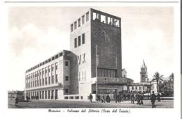 Messina - Palazzo Del Littorio (Casa Del Fascio) V. 1939 (3369) - Messina