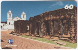 BRASIL H-945 Magnetic Telemar - Culture, Ruin - Used - Brésil