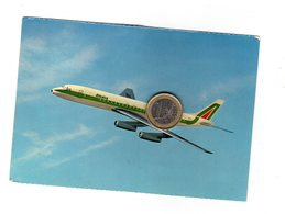 D0575 AEREO DOUGLAS DC 8/62 ALITALIA IN VOLO - 1946-....: Era Moderna